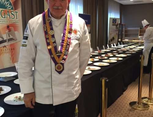 Karl Guggenmos – Selected Judge for 2016 World Food Championships